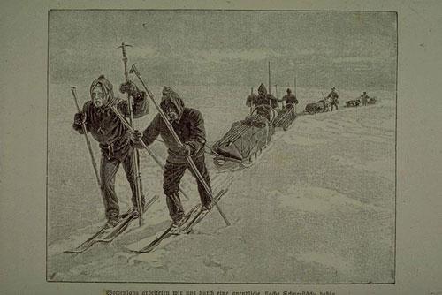 polarforscher fridtjof nansen